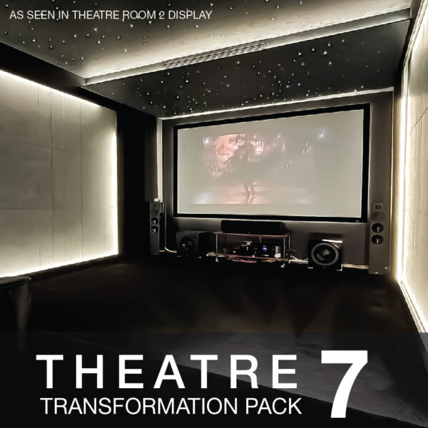 Home Theatre Room Transformation Package 7