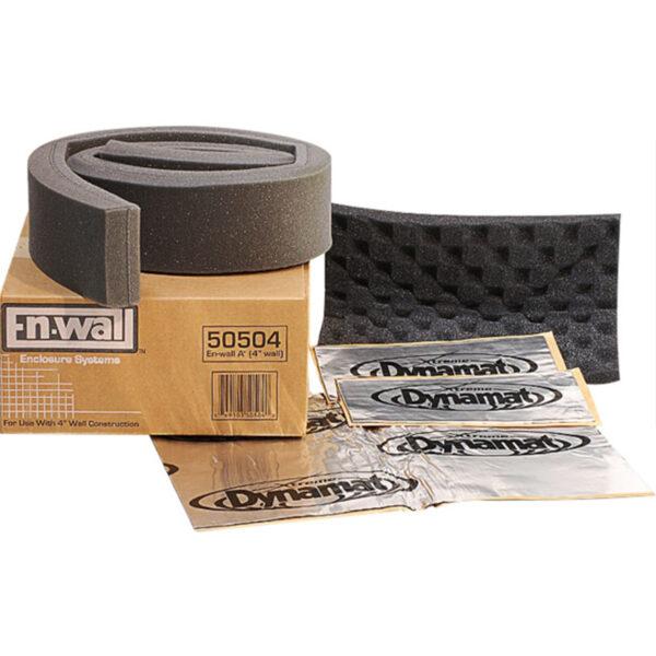 Dynamat En-Wall Speaker Enclosure Kit