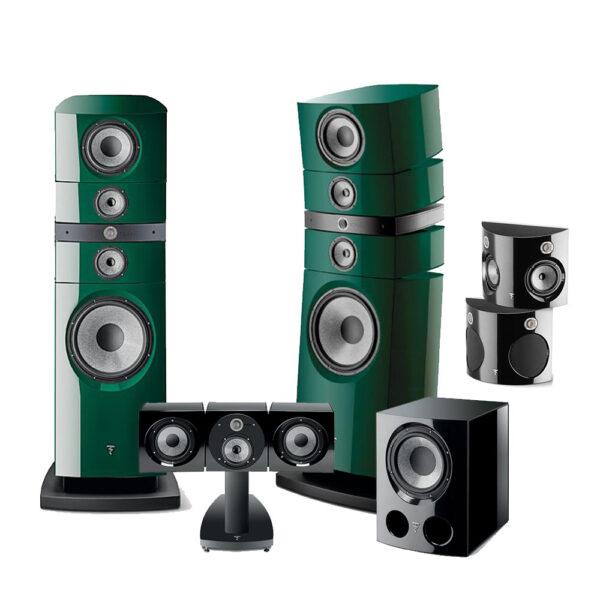 5.1 Grande Utopia Series Focal Floor Standing Speaker Package