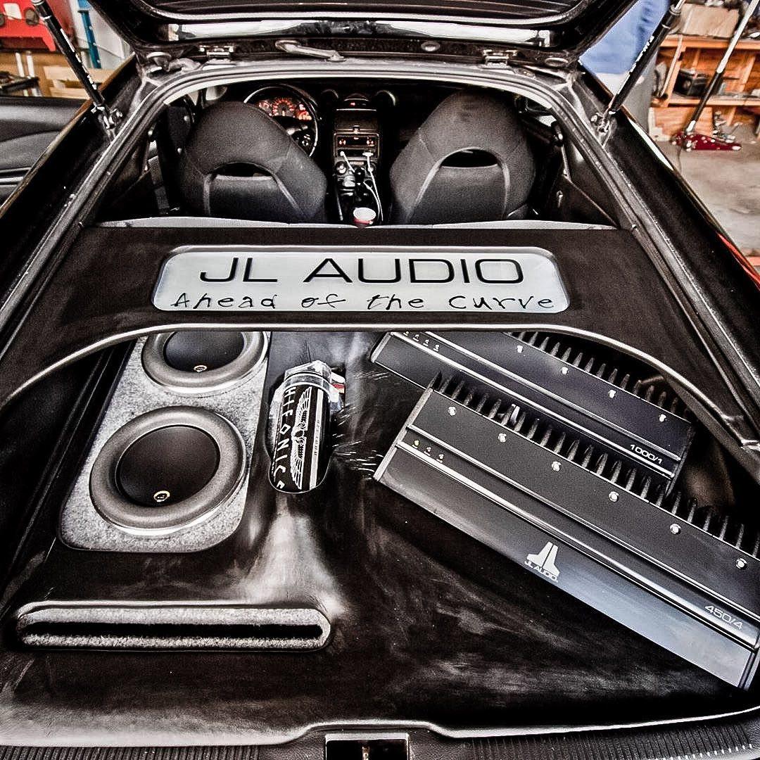 Jl Audio W7 Sub Life Style