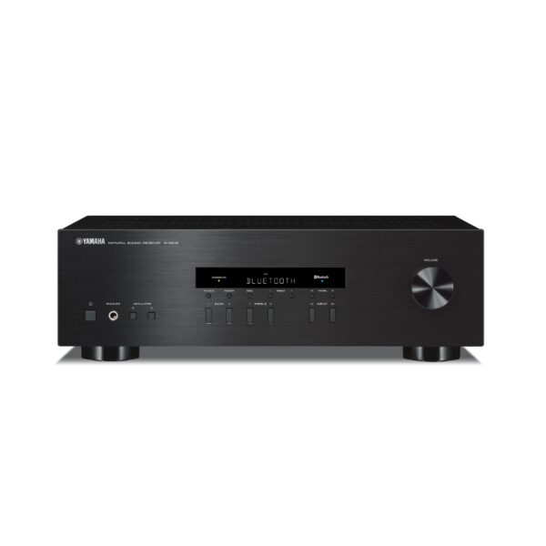 Yamaha RS202 2 Channel Stereo Receiver | Bluetooth® Compatible for Wireless Music Streaming