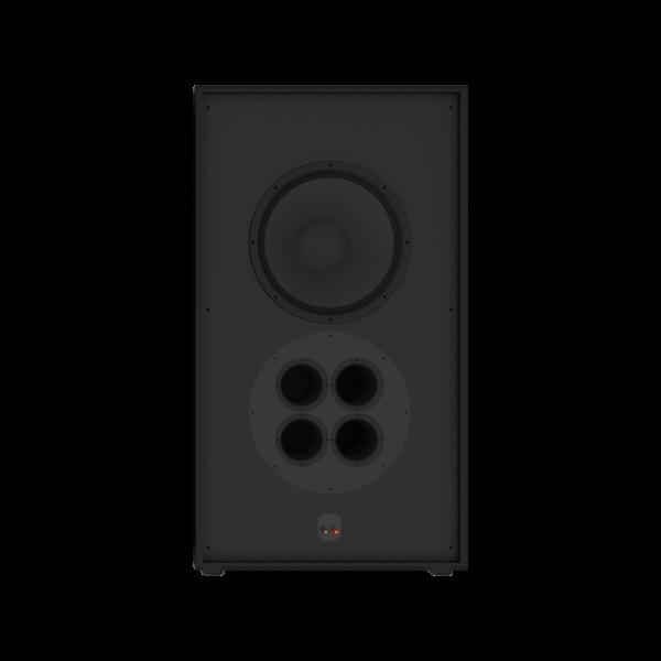 Klipsch RCC-122 18″ Behind the Screen Passive Subwoofer