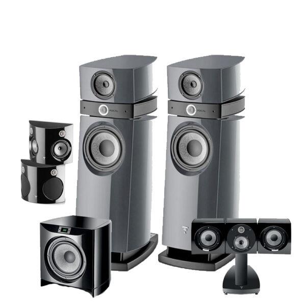 5.1 Scala Utopia Series Focal Floor Standing Speaker Package