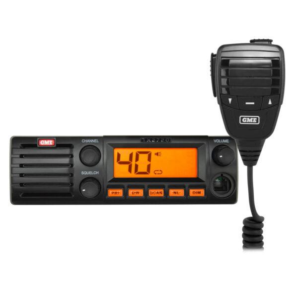 GME 27MHz DIN Mount CB Radio