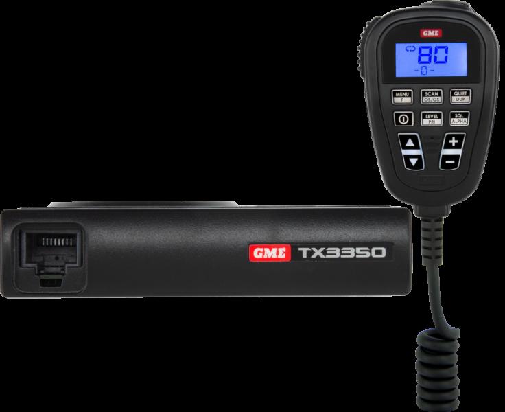 GME 5 Watt Compact UHF CB Radio