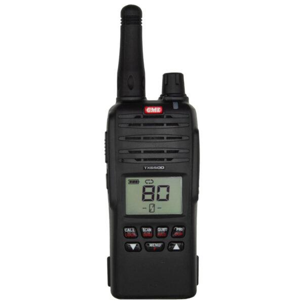 GME 5/1 Watt IP67 UHF CB Handheld Radio