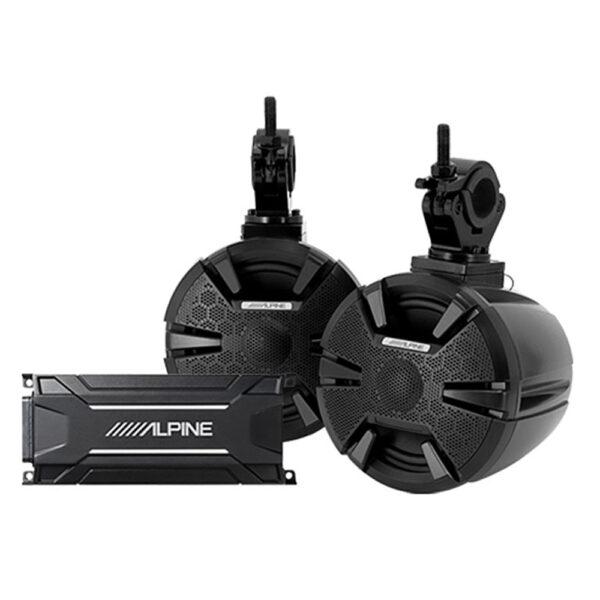 Alpine PSS-SX01 Bluetooth Amplified Sound System