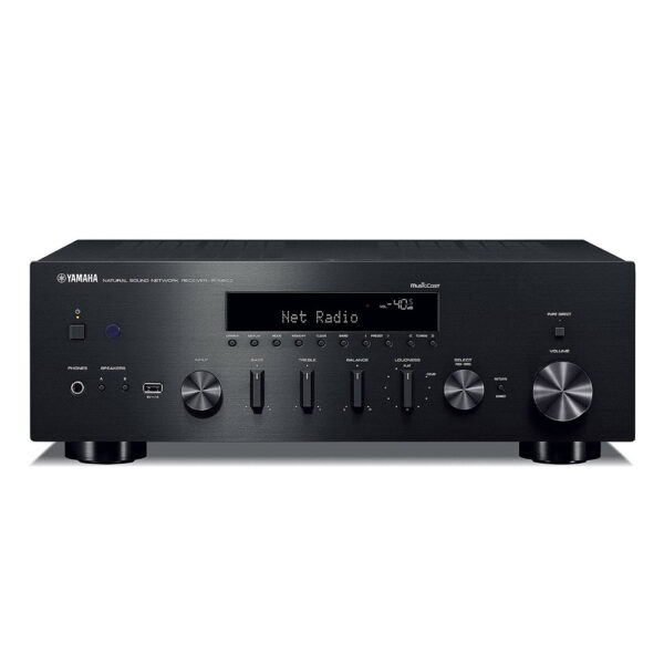 Yamaha RN602 2 Channel Stereo Receiver | Wi-Fi® | Wireless Direct |Bluetooth® and AirPlay®