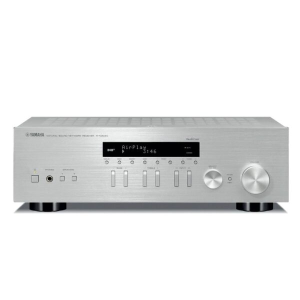Yamaha RN303D 2 Channel Stereo Receiver | DAB / DAB+Tuner with free MusicCast CONTROLLER app