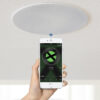 00000 Lithe Audio Bluetooth Ceiling Speaker 2pair Front White Grille[2]
