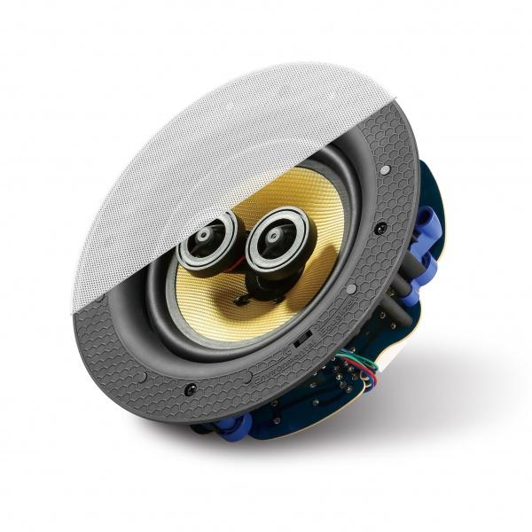 Lithe Audio 6.5″ Passive Stereo Ceiling Speaker (Single)