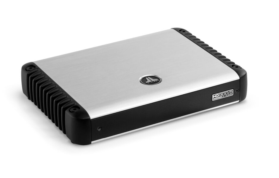 JL Audio HD900/5 Class D 4 x 100 + 1 x 500 Watts RMS Amplifier
