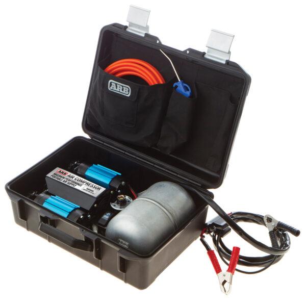 ARB CKMTP12 12V Portable Twin Compressor Kit