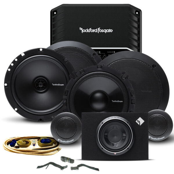 Audio Upgrade Package