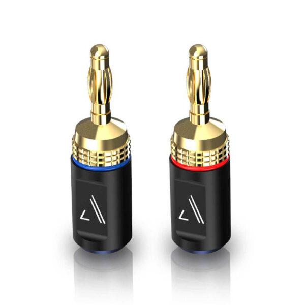 Austere V Series Speaker Cable Banana Plugs (Each)