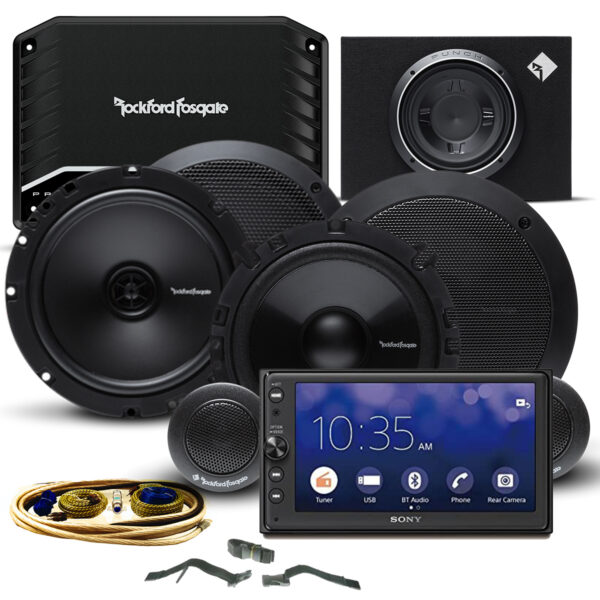 Complete Audio System Package