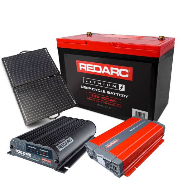 REDARC Dual Battery System Package
