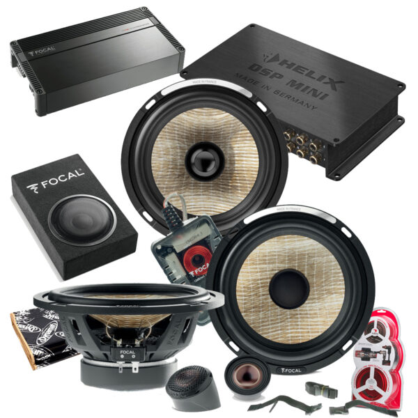 High End Audio Package