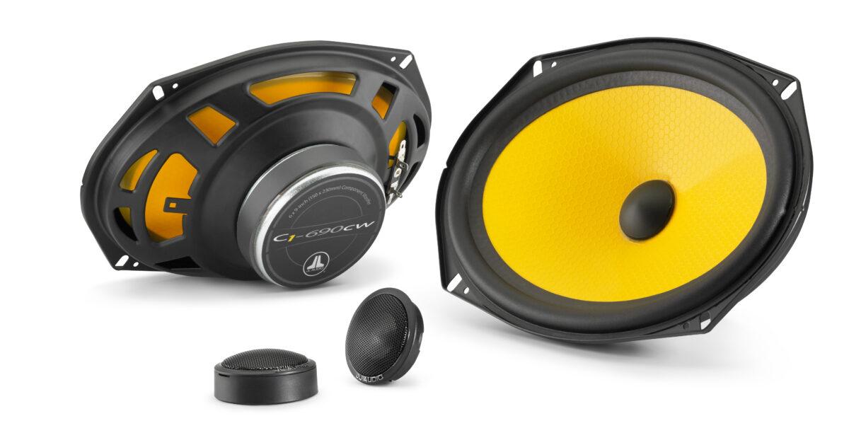 Jl Audio C1 690 Component Life Style Store Sydney Nsw