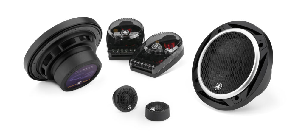 JL Audio C2-600 2-Way Component System 6 inch (150 mm) 60 Watts RMS