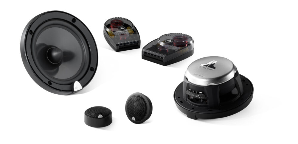 JL Audio C3-600 Convertible Component/Coaxial  6-inch (150 mm) Speaker System
