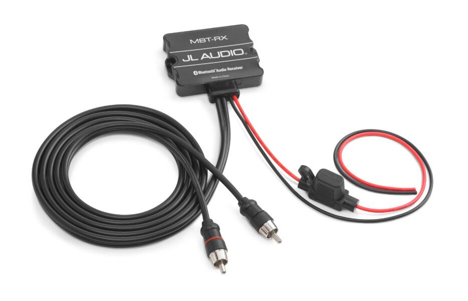 JL Audio MBT-RX Weatherproof Bluetooth® Audio Receiver