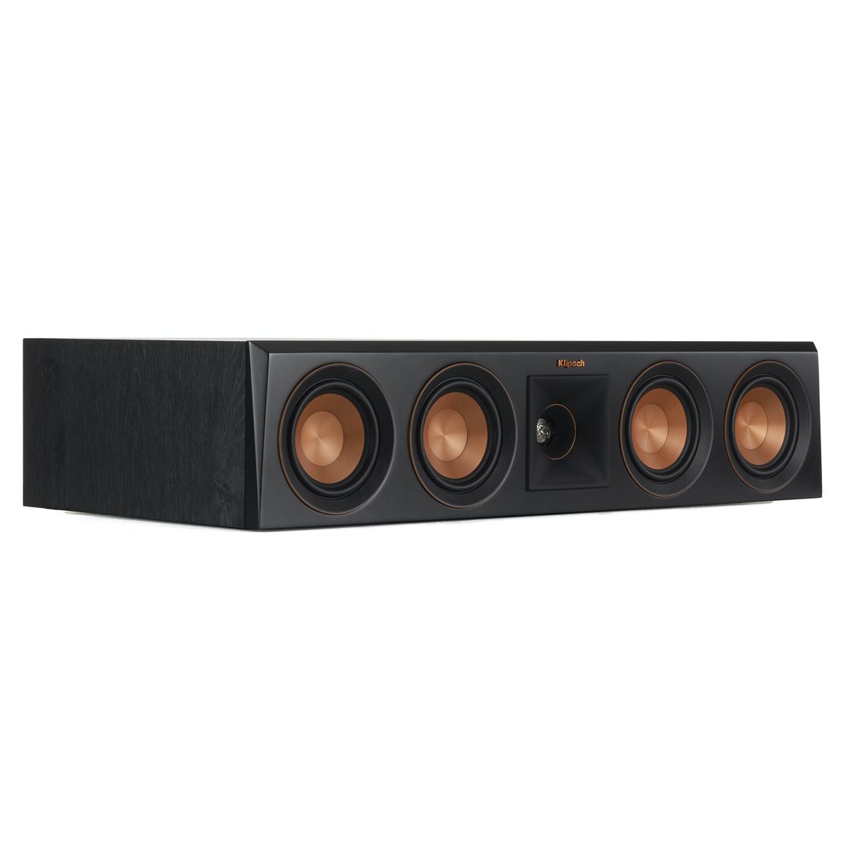 Klipsch Rp 404c Centre Speaker Ebony Life Style Store