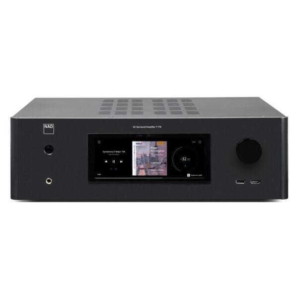 NAD T778 AV Surround Sound Receiver