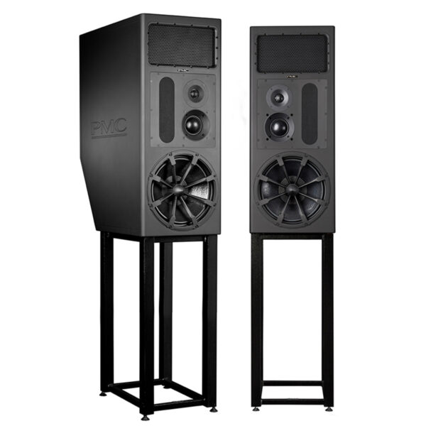 PMC BB6 A 3 Way Active Speakers