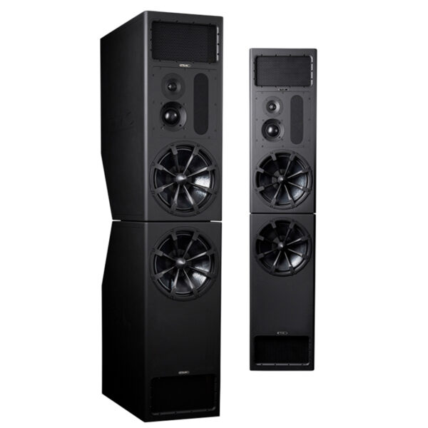 PMC BB6 XBD A 3 Way Active Speakers