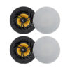 Pack Life Style Store Lithe Audio Wi Fi All In One Multi Room Ceiling Speaker (2 Zone Pack)