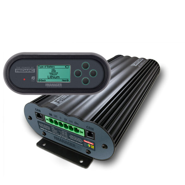 REDARC BMS1230S3 30A Battery Management System with Li Charging