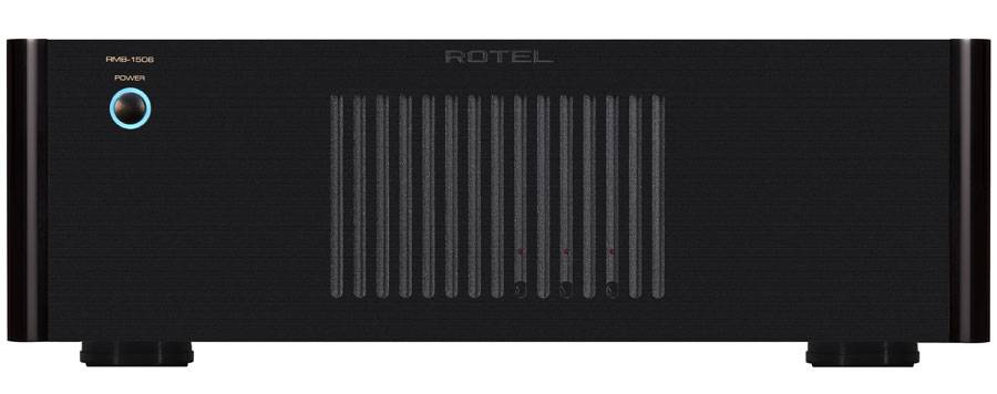 Rotel RMB1506 6 Channel Power Amplifier
