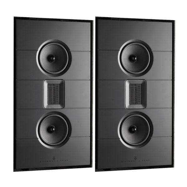 Steinway Lyngdorf Model M Custom Speakers