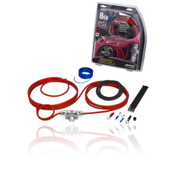 Stinger Australia 8GA 4000 Series Power Wiring Kit