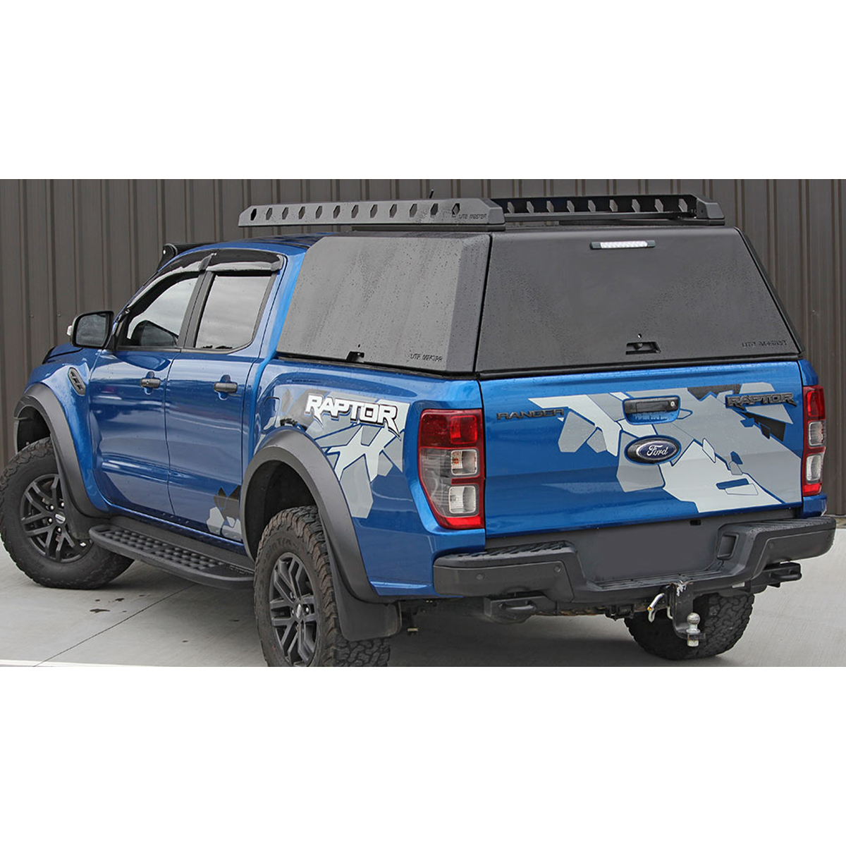 Ute Master Canopy Fr Raptor Life Style Store