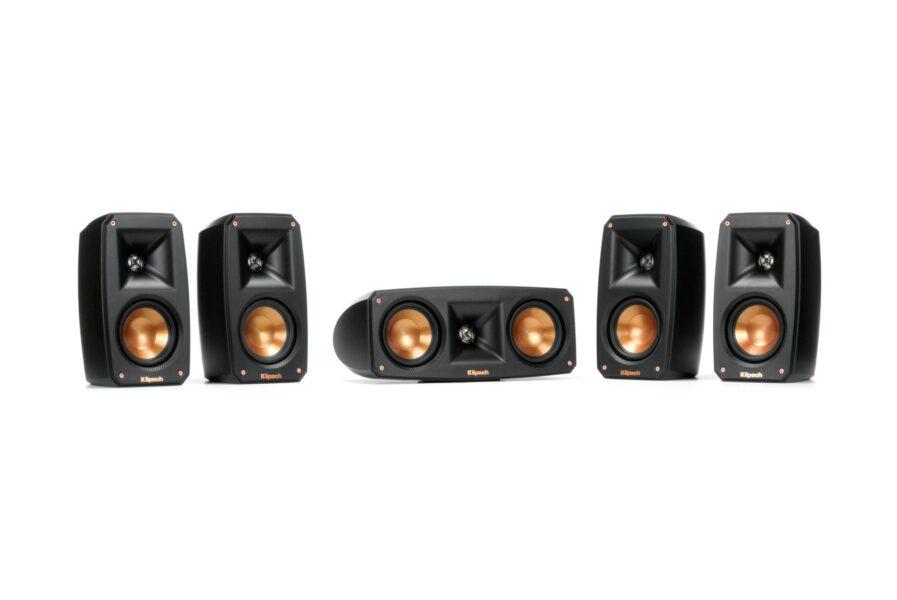 Klipsch Quintet 5.0 Speaker Package