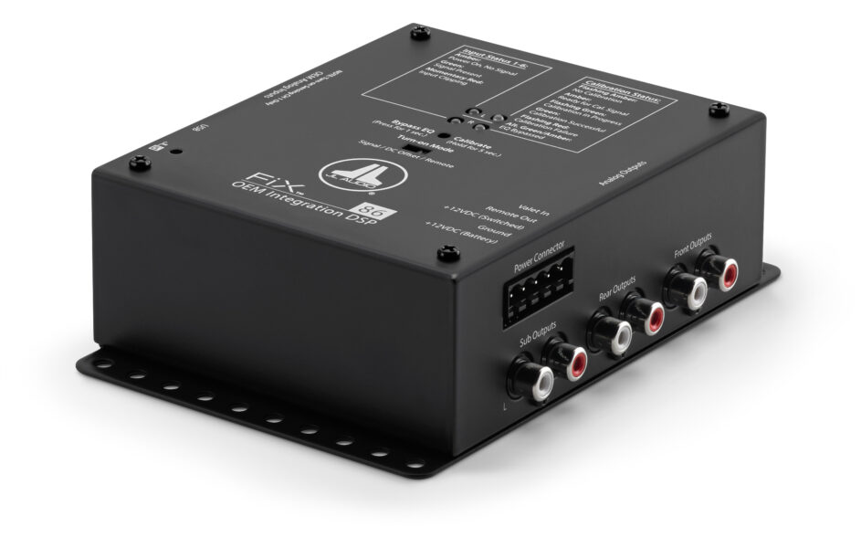 JL Audio FIX-86 OEM Integration DSP with Automatic Time Correction