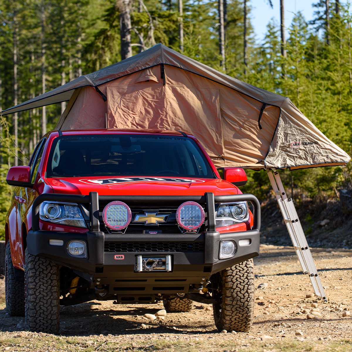 Arb Simpson Tent Front Life Style Store