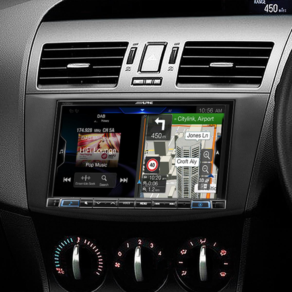 Alpine Mazda3 X308au Life Style Store