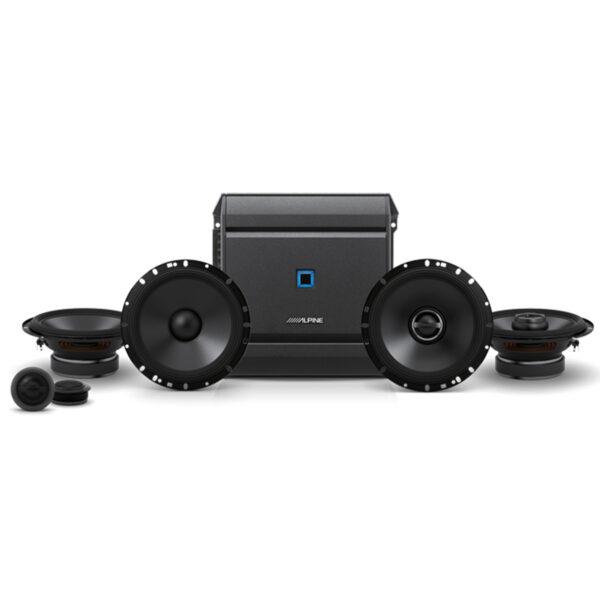 Alpine S-Series High Fidelity System