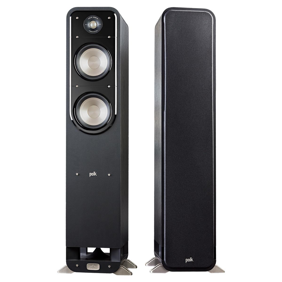 Polk Audio S55 Black Pair Life Style Store