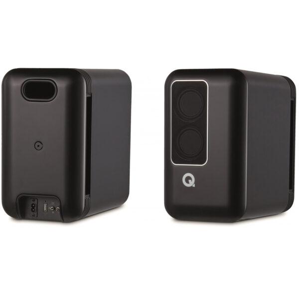 Q Acoustics Q Active 200 Google Edition Bookshelf Speakers