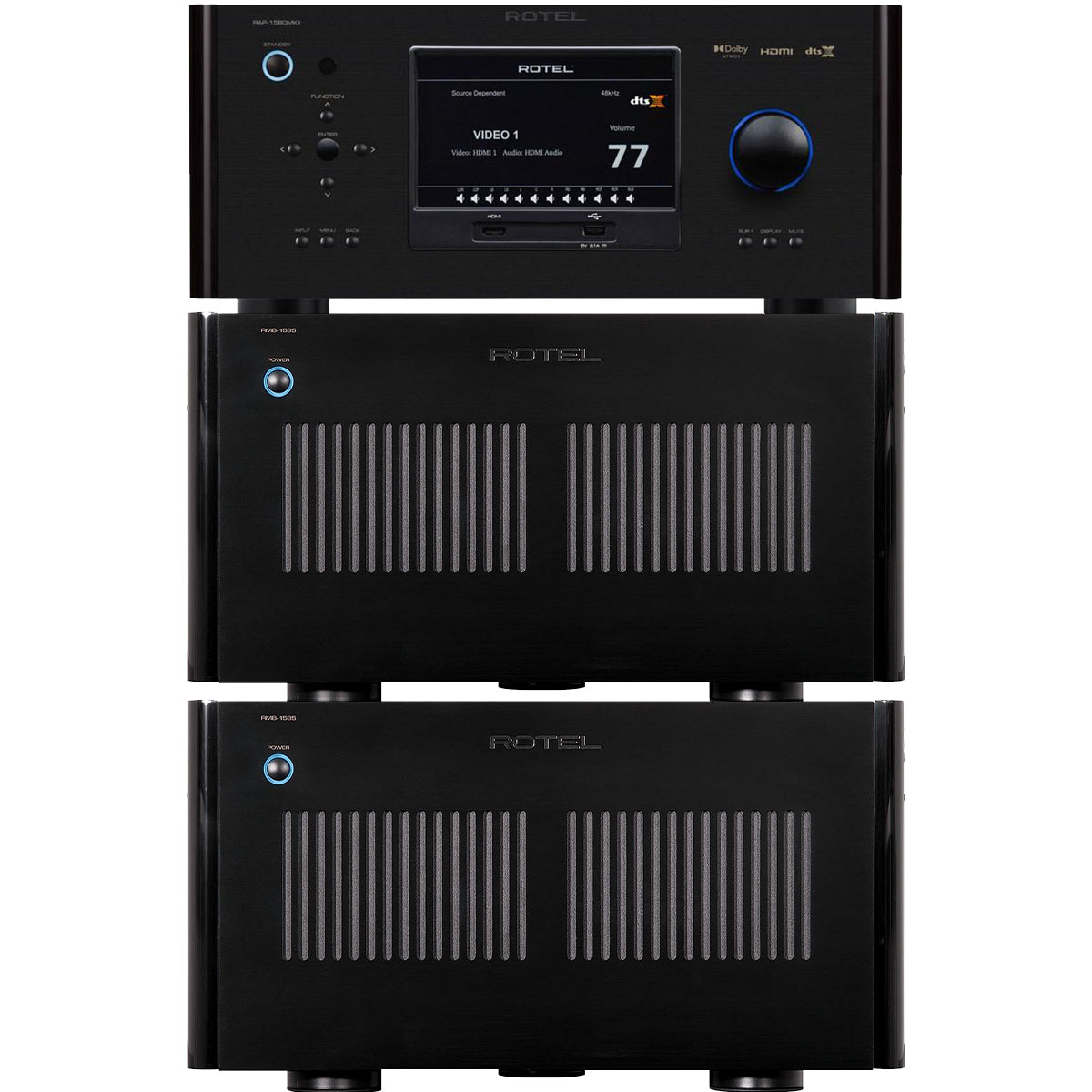 Rap1580 Mkii + 2 X Rmb1585's Package Life Style Store