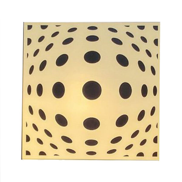 Sonitus Decosorber Natur Deep Dot 8 w/ Magnets Absorption Panel