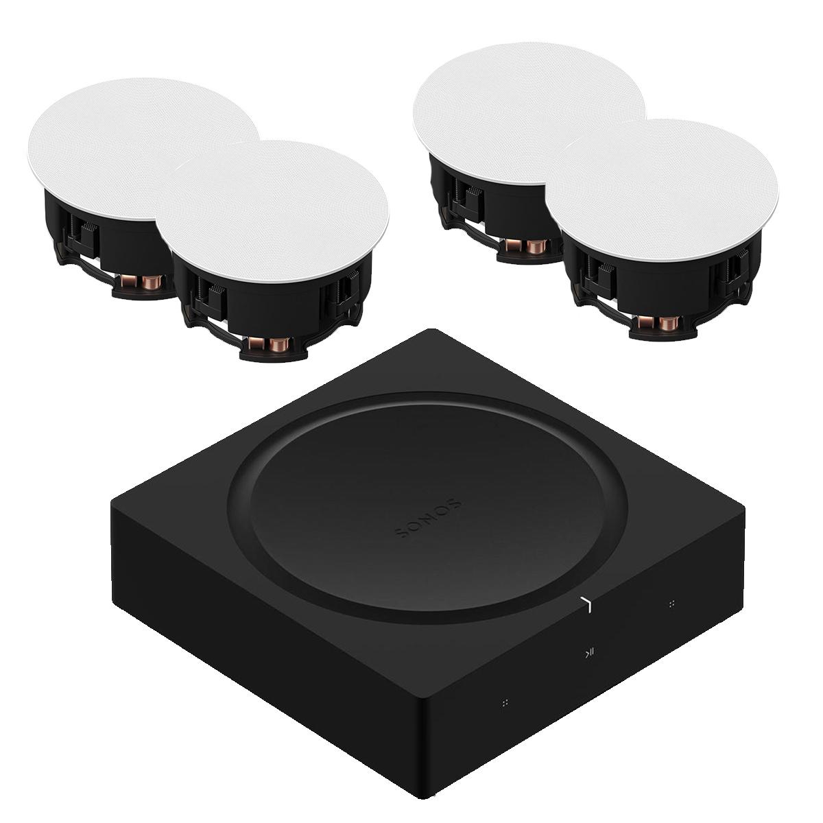 Sonos 4 Speaker Set Life Style Store