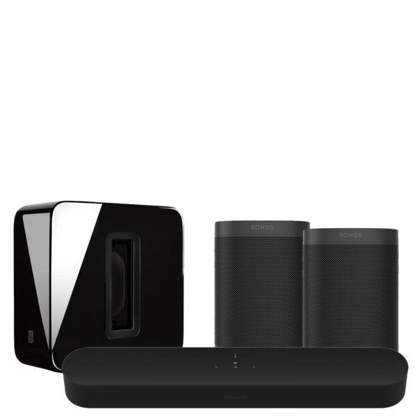 Sonos BEAM GEN2 Surround Pack