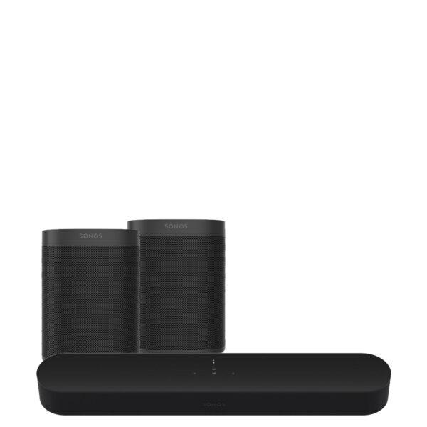 Sonos BEAM GEN2 & One SL Surround Pack