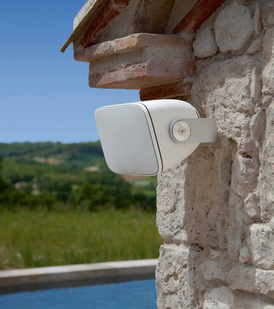 Sonos Outdoor Speakers Lifestyle