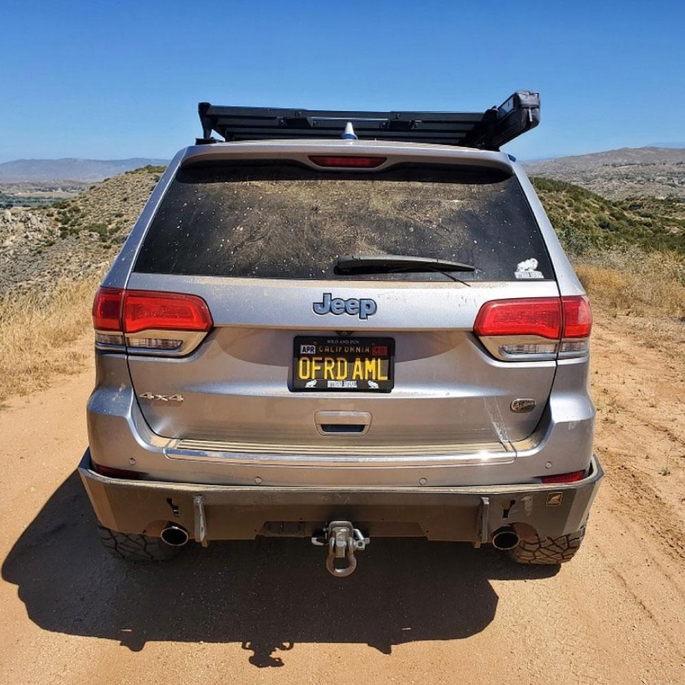 Offroad Animal Rear Bumper
